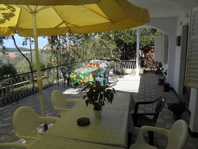 Photo for 3BR Apartment Vacation Rental in Barbat, Kvarner Bucht