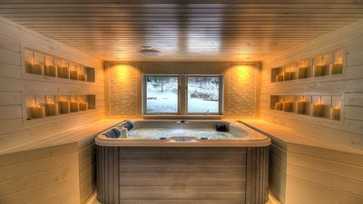 Photo for Relax & Rejuvenate at The Red Brick Retreat 6,000 sq ft - 1,000 sq ft Spa!