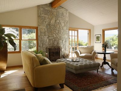 Photo for ** GREAT MAY RATES! SPACIOUSNO TAX/CLEAN FEE OCEAN/MTN views  close Van/Whistler