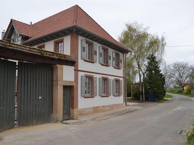 "Photo for Holiday apartment ""Alte Mühle Dierbach"" - apartment / apartment, shower and bath, toilet, mint condition"