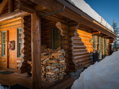 Photo for Adorable Cabin in Teton Village, Wyoming!