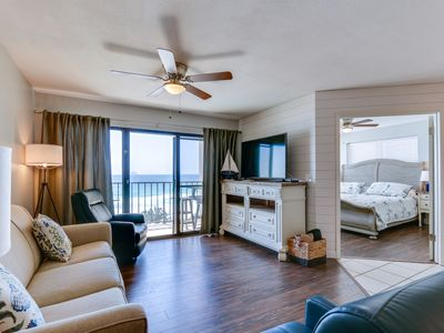 Photo for Dottie's Dream - Beachfront! Newly renovated. Beach service included!