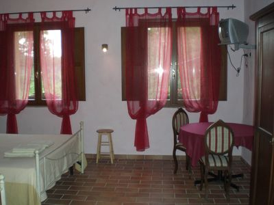 Photo for AGRITURISMO- SWIMMING POOL -Apartment 3 pers. -free free