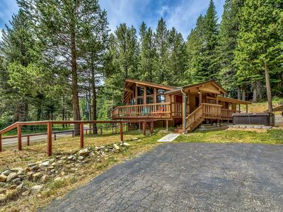Photo for Normuk Mountaintop Home 2 Bedrooms 2 Full Baths -Pet Friendly!