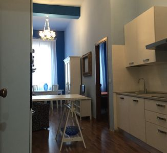 Photo for Apartment overlooking the Basilica dei Servi