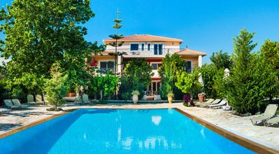 Photo for Luxury Apartments close to the beach and near the town Lefkas Blue Residence 4