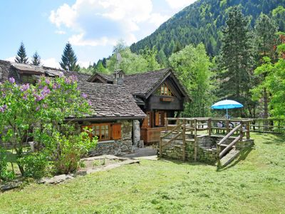 Photo for Vacation home Baita (MCG400) in Macugnaga - 6 persons, 3 bedrooms