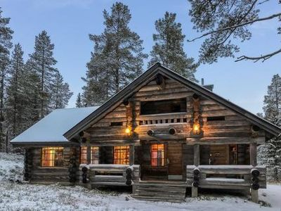 Photo for Vacation home Veskahovi in Kuusamo - 10 persons, 3 bedrooms