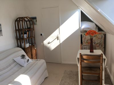 Photo for 1BR Apartment Vacation Rental in Ault, Hauts-de-France