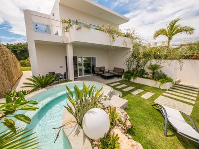 Photo for Caribbean Casas' Loft de Palma for 2-4 guests, with private pool!