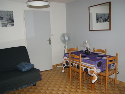 Photo for Studio cabin refurbished, 4 people with private parking