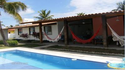Photo for NICE HOUSE IN PORTO DE GALINHAS WITH 4 SUITES