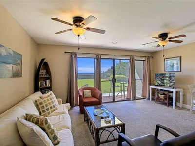 Photo for Capistrano 102 - Gulf Front, Pet Friendly, Grill/BBQ, Steps To The Beach, 30-A!