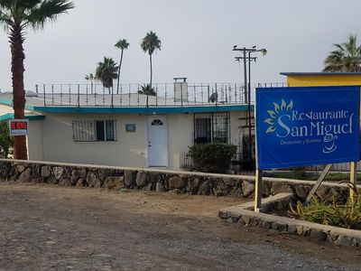 Photo for large home for family Surfing, Sand, Wine and Ziplines