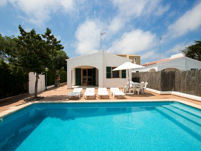 Photo for In a central location with private pool - Villa Marineta 2