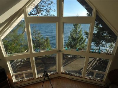 Photo for Spectacular Hood Canal Views/Olympic National Park/Brinnon Waterfront House