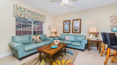 Photo for Enjoy Orlando With Us - Paradise Palms Resort - Beautiful Contemporary 4 Beds 3 Baths Townhome - 4 Miles To Disney