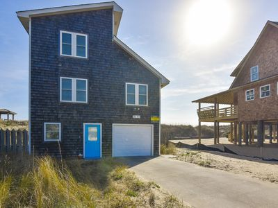 Photo for 4 bdrm oceanfront in the heart of Nags Head! MP 11.5, easy/ direct beach access!