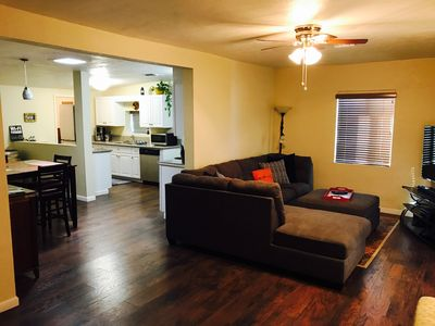 Photo for Mountains & Downtown in Beautifully Remodeled Home