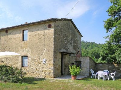 Photo for Vacation home I Prati di Travale (TRV112) in Travale - 4 persons, 2 bedrooms