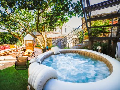 Photo for Jamm - House with hot tub, terrace and parking