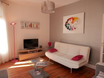 Photo for Large and beautiful apartment in the city center