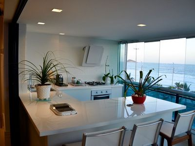 Photo for Luxurious and Modern Apt Sea Front in Cond. Saint Tropez # 487
