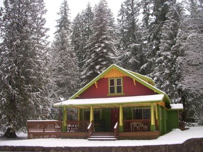 Photo for 3BR House Vacation Rental in Welches, Oregon