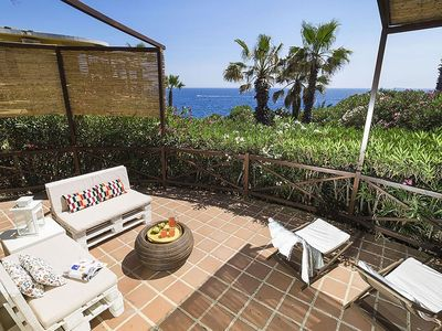 Photo for Sea side holiday home for 5 at Plemmirio Sicily