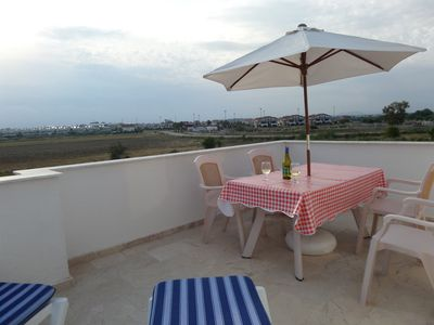 The Sun Terrace ... the best place for sundowners