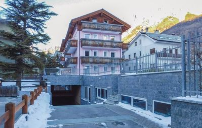 Photo for Apartment in the center of Bormio with Internet, Washing machine (647864)