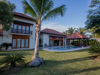 Photo for A home in a luxury villa