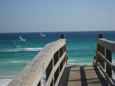 Photo for Pompano Paradise, Sleeps 6 Pet Friendly, Steps to the Beach