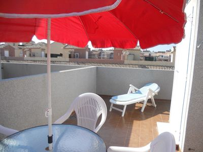 Photo for Townhouse with roof terrace