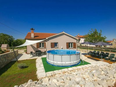 Photo for Modern holiday home for 6 persons near Labin und Rabac