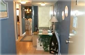 Entrance into Your Home Away From Home!!!