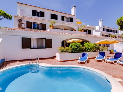Photo for Charming 3 bedrooms apartment with private pool - Vale do Lobo