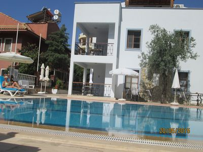 Photo for Self Catering Apartment in small complex with shared pool
