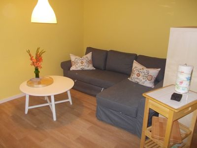 Photo for Apartment / app. for 2 guests with 40m² in Marlow (93355)