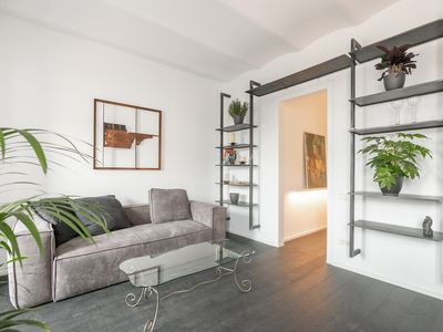 Photo for MODERN AND SIMPLE APARTMENT WITH A SLOED BALCONY NEAR THE CITY CENTER