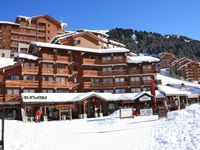 Great apartment for a skiing holiday