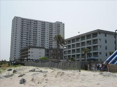Photo for Beautiful Myrtle Beach Resort Condominium 1BR/BA, Sleeps 4