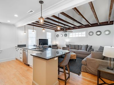 Photo for Boutique Hotel Cottage, In Heart of downtown Charleston with four bedrooms.