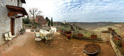Photo for 3BR Barn Vacation Rental in Gaiole in Chianti, Toscana