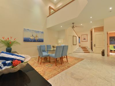 Photo for Beachfront - Mirage Villa #105