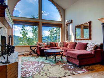 Photo for Perfect mountain getaway for family fun