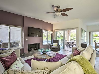 Photo for NEW! Luxury La Quinta Home w/ Private Heated Pool!
