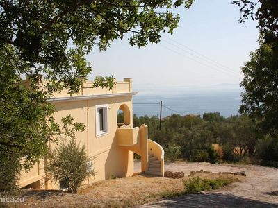 "Photo for Detached villa ""Mirare"" located on the coast"