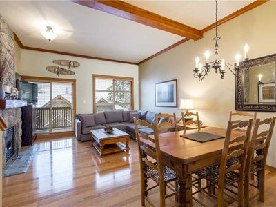 Photo for SKI IN/OUT!Spacious Townhome with Breathtaking Mountain Views! Private HotTub!