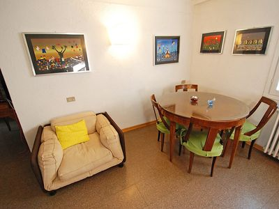 Photo for Apartment 464 m from the center of Venice with Internet, Air conditioning, Garden (116261)